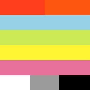Les couleurs du tarot